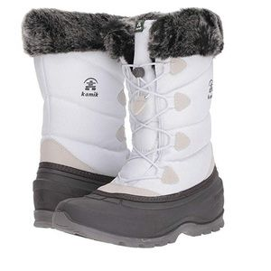 Kamik 2 Momentum snow boots-worn twice! Runs small
